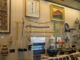 """""""People's Gifts"""" exhibit includes a collection of state gifts."""